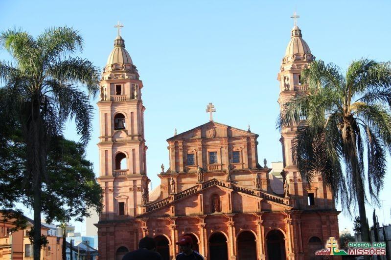 c51e053dfc7a1 Catedral Santo Ângelo - Sites - Portal das Missões