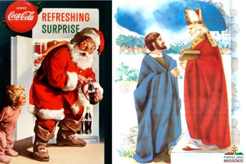 3c574d0054df Santo São Nicolau. Dia 06 de dezembro é seu dia. Ficou conhecido por sua  caridade e afinidade com as crianças. Devido à sua imensa generosidade e  aos ...
