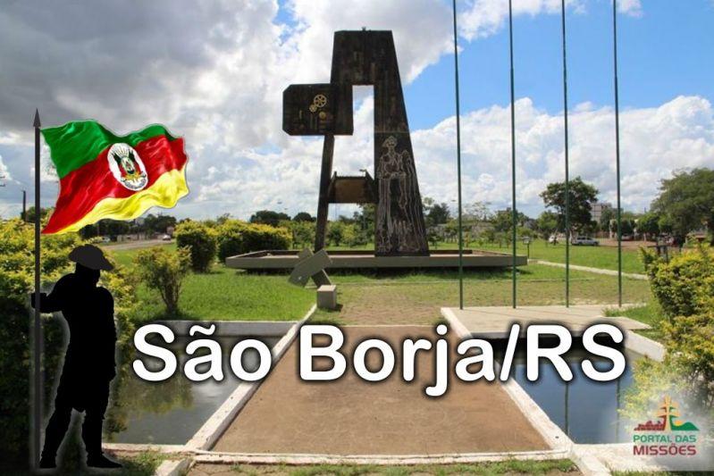 São Borja Rio Grande do Sul fonte: www.portaldasmissoes.com.br