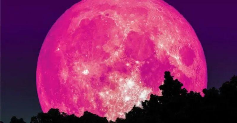 Superlua Rosa acontecerá nesta Terça - Notícias - Portal das Missões