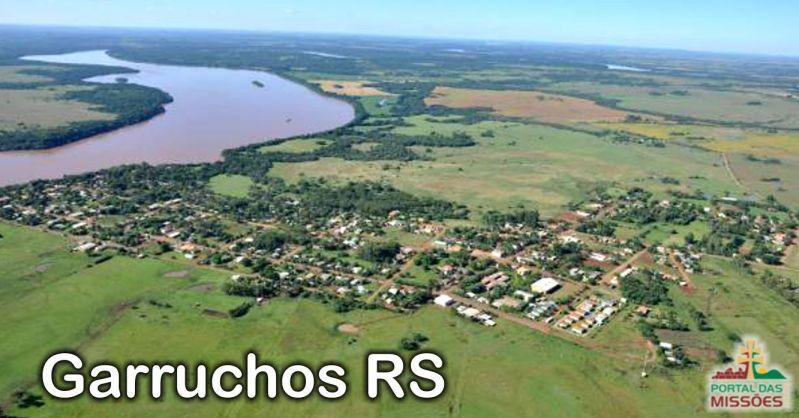 Garruchos Rio Grande do Sul fonte: www.portaldasmissoes.com.br